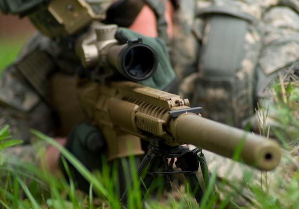 La DARPA desarrolla balas inteligentes capaces de modificar su trayectoria