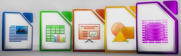 documentos libreoffice 4.3 writer calc impress