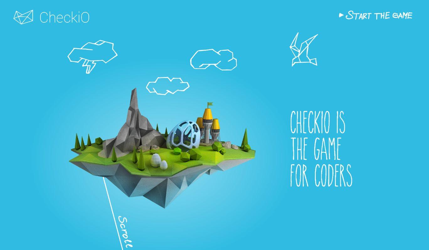 Checkio, excelente opción para programar jugando y creando juegos