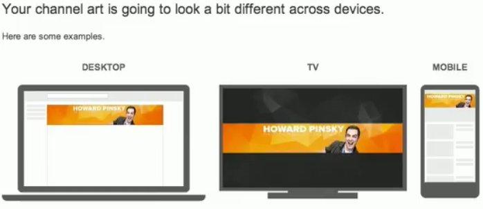 Ahora puedes poner un GIF animado en la cabecera de tu canal en YouTube