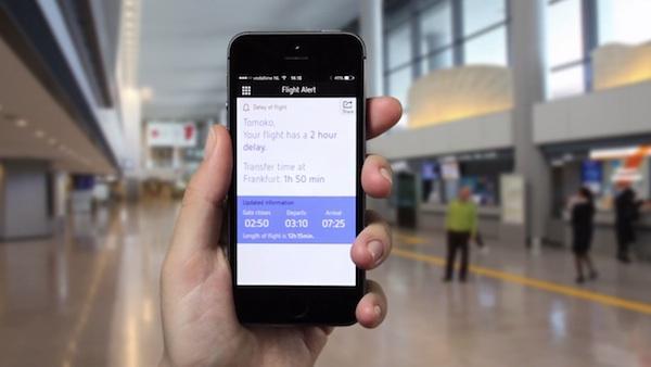 'Seamless air travel', una app que planea ofrecer toda la información necesaria para tus viajes en un solo lugar