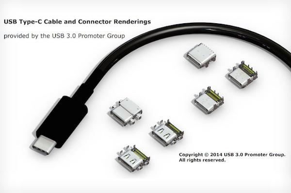 El nuevo estándar USB, que será reversible, ya está listo para su producción