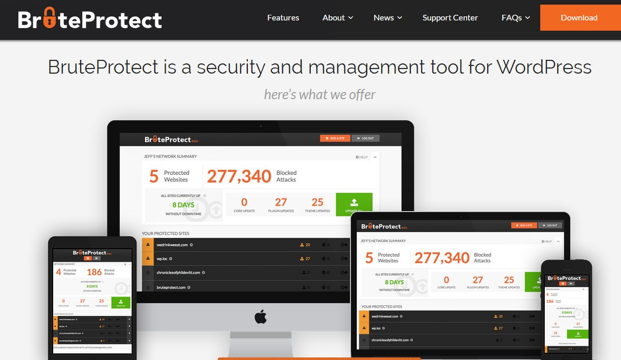 Automattic compra BruteProtect, extensión que protege de malware a WordPress