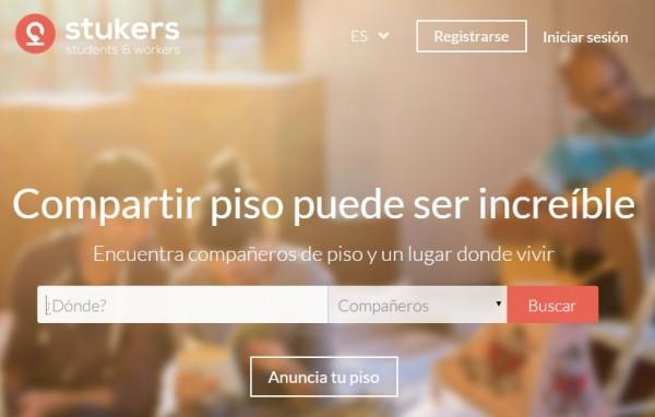 Stukers nueva plataforma que nace en espa a para encontrar compa eros de piso - Aplicaciones para buscar piso ...