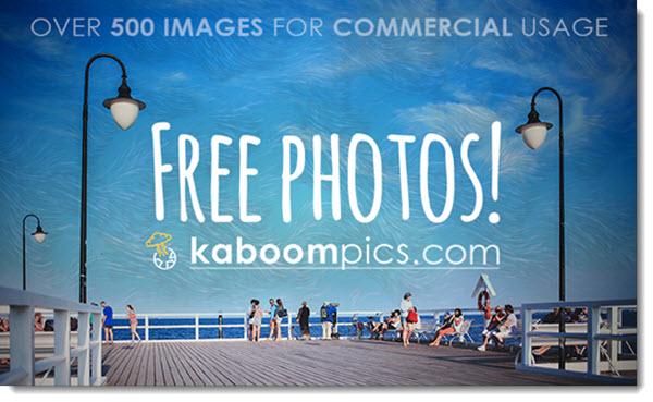 Más de 500 fotografías HD gratuitas para uso comercial