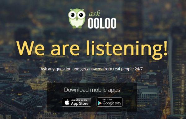 Ooloo, asistente para Android e iOS atendido por personas