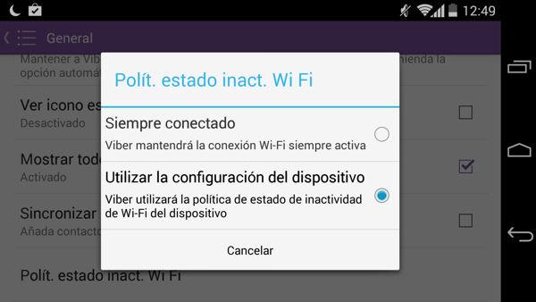 8 WiFi Viber