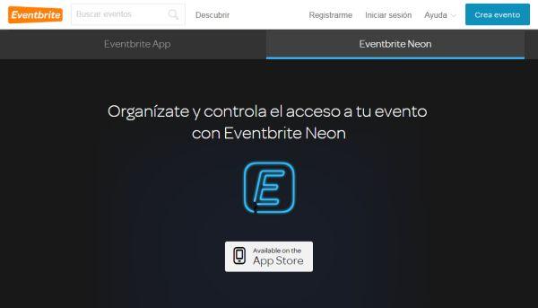 Evenbrite Neon