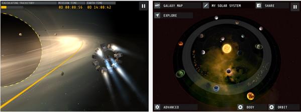 Interstellar juego android