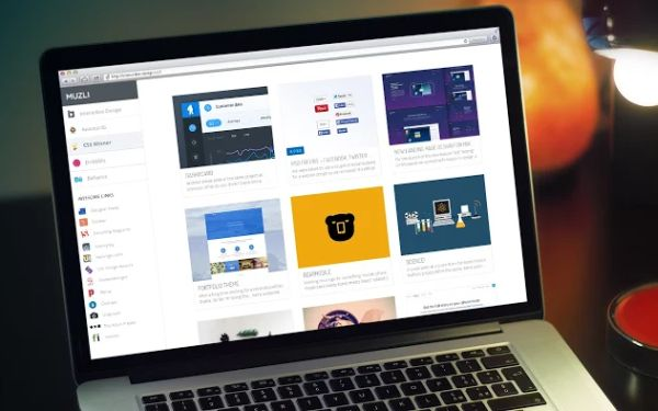 Muzli, reemplaza la página de nueva pestaña de Chrome por otra enfocada a contenidos para diseñadores