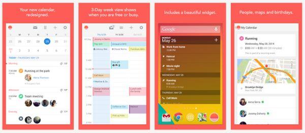 Sunrise Calendar para Android