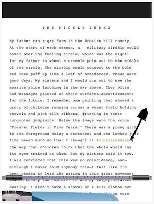 Typing Writer, otra máquina de escribir para iPad