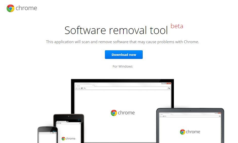 Herramienta de Google para eliminar malware de nuestro ordenador