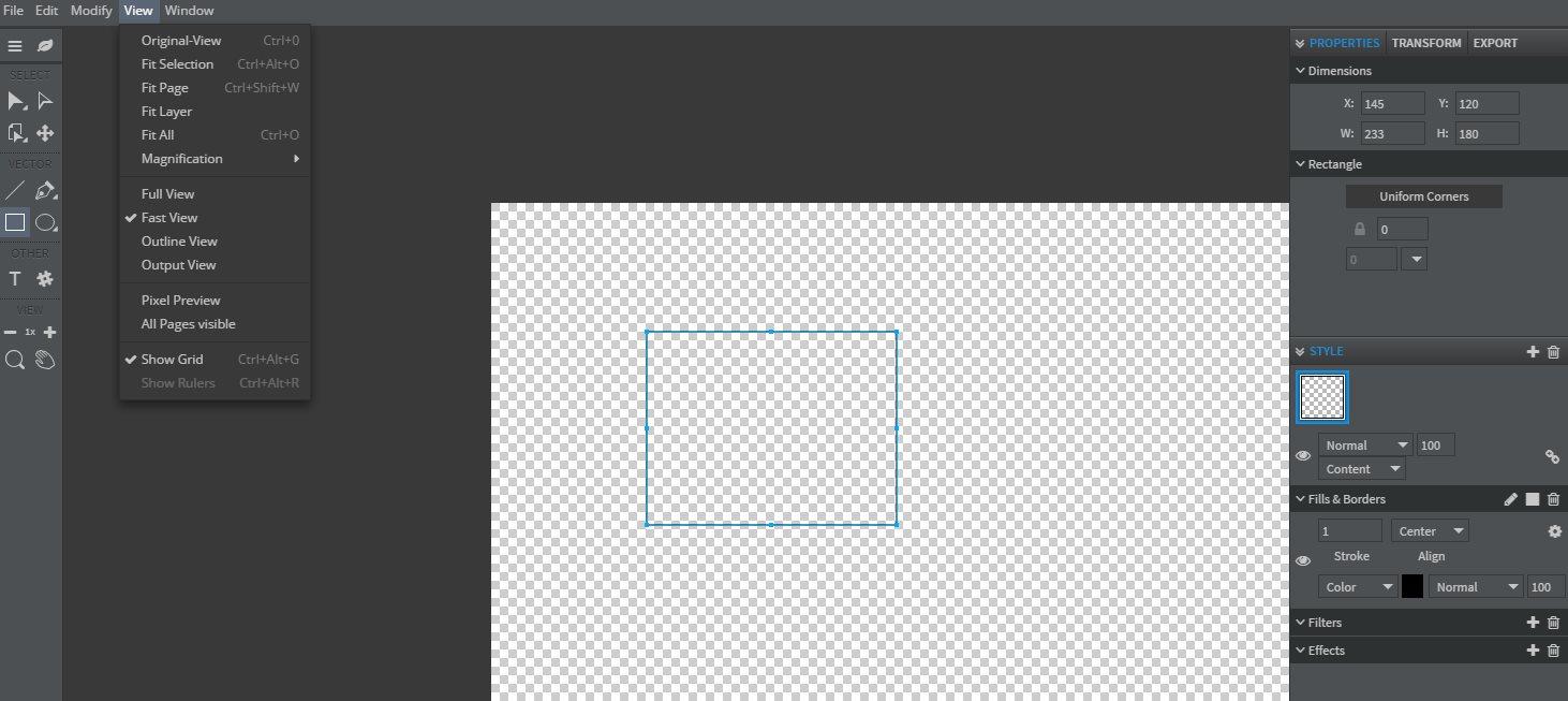 """Gravit, un """"photoshop"""" de código abierto que también se ejecuta en la web"""