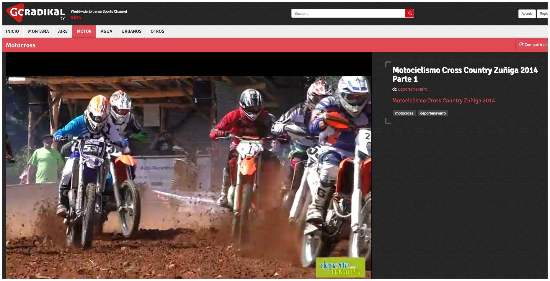 goradikal, una TV online de deportes alternativos y extremos