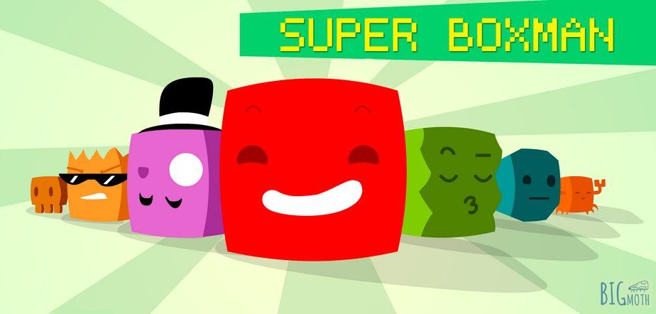 Super Boxman, un nuevo y entretenido juego para android
