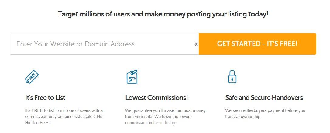 freemarket, nueva opción para vender y comprar sitios web