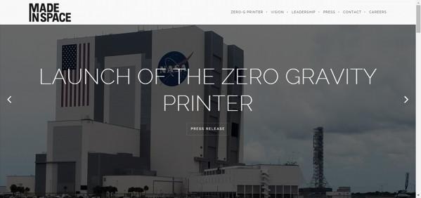 impresora 3d espacio nasa