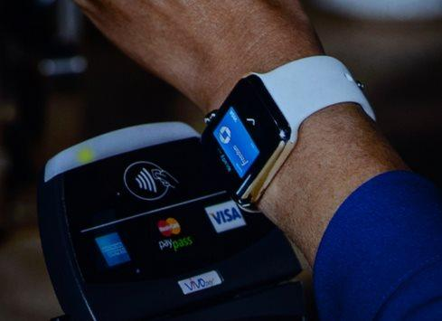 realizar pagos iwatch
