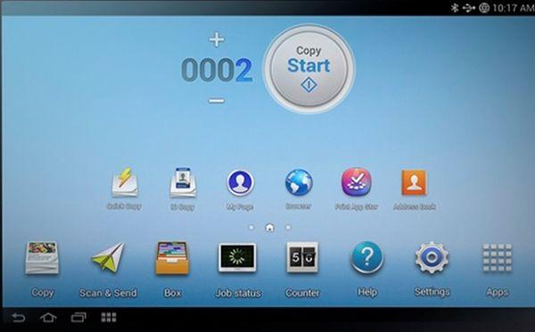 Impresoras Samsung con Android