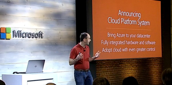 Cloud Plattform System