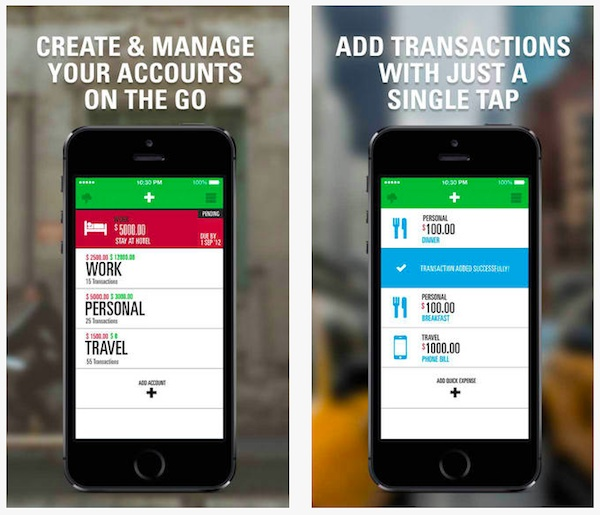 MonSense, una app para iOS con la que llevar un control de tus finanzas
