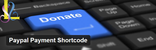 Paypal Payment Shortcode