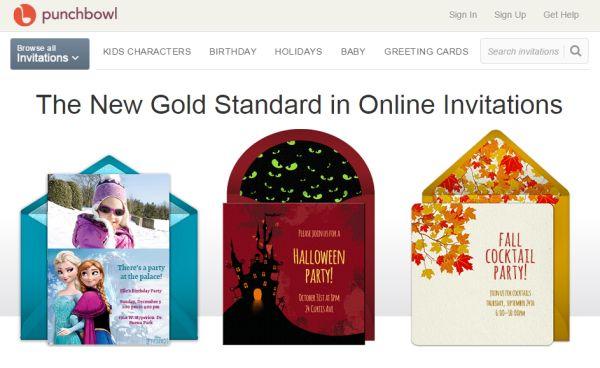 Punchbowl, plataforma para la organización de fiestas, se renueva y llega a nuevos acuerdos con marcas