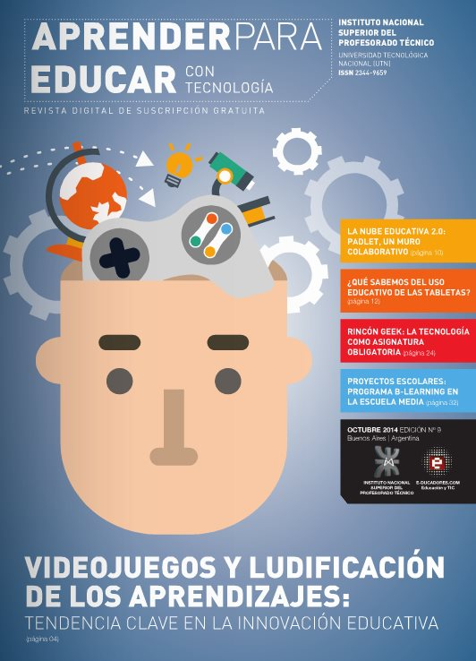 Nuevo número de «Aprender para educar», revista gratuita sobre tecnolo