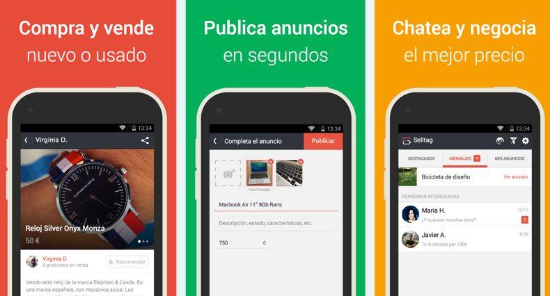 Selltag, nueva aplicación web y móvil para comprar y vender servicios y productos, nuevos o usados