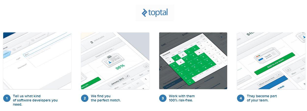 toptotal – Para contratar y ser contratado (solo para programadores)