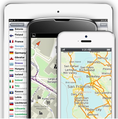 maps.me mapas offline