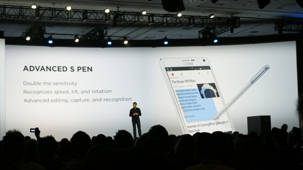 Advanced S Pen