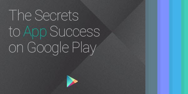 Nueva guía de Google para desarrolladores, sobre la comercialización de aplicaciones en Google Play