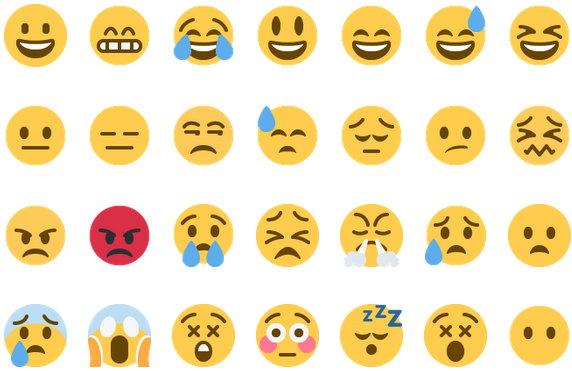 emojis open source twitter