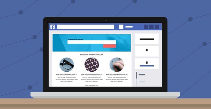 Cómo crear una Landing Page para Facebook