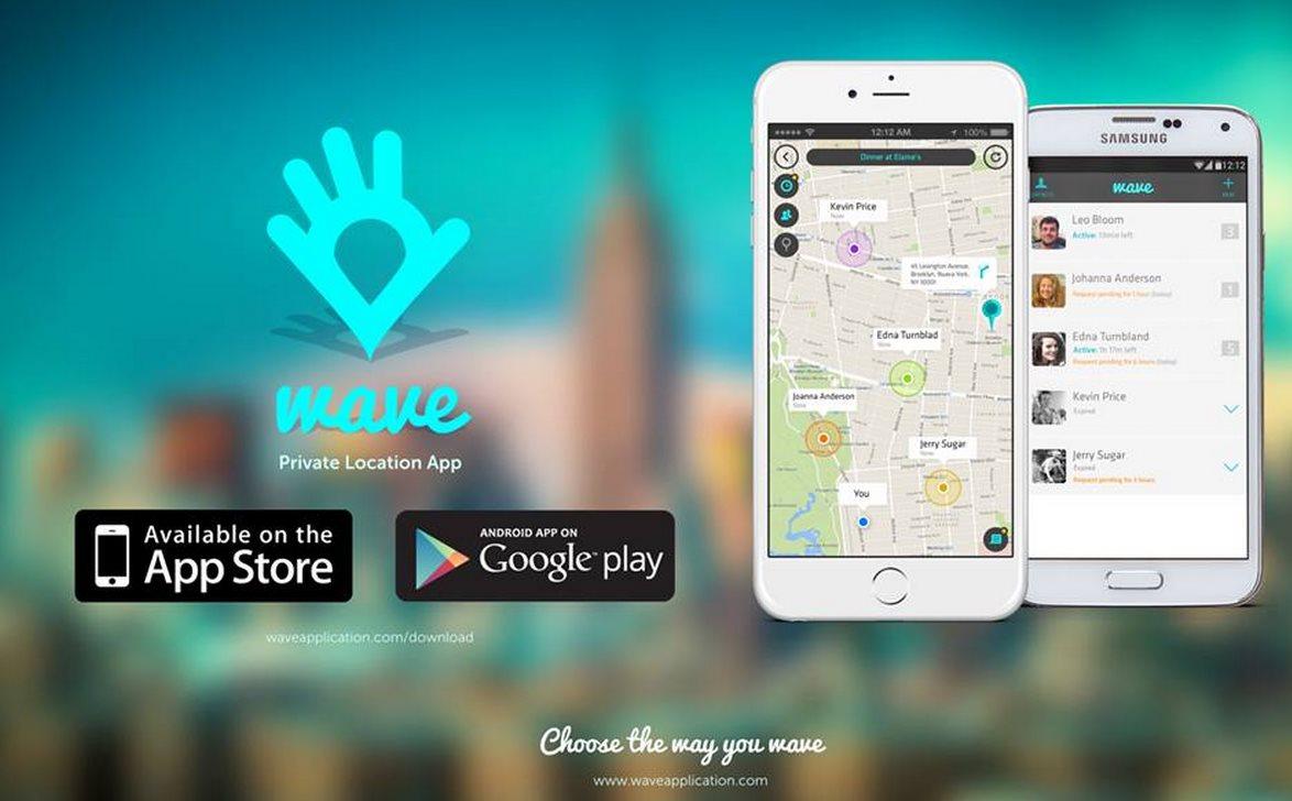 Nuevo Wave, para localizar contactos usando dispositivos móviles