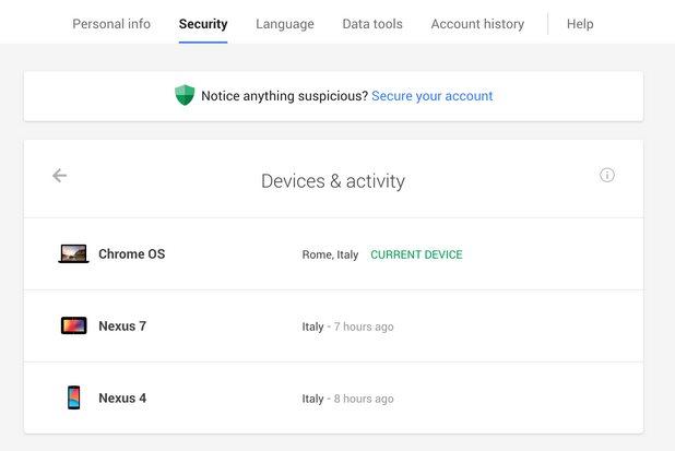 Google presenta nuevos recursos para aumentar la seguridad en nuestras cuentas