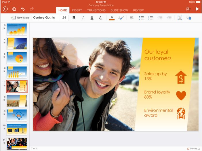 Microsoft lanza Word, Excel y PowerPoint gratis para móviles