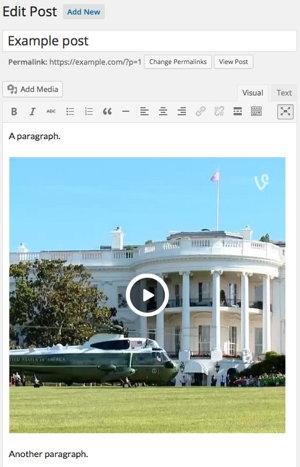 plugin vine wordpress incrustar