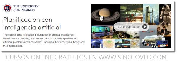 Curso sobre Inteligencia artificial
