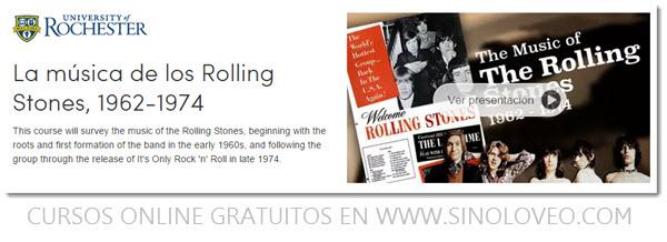Curso sobre los Rolling Stones