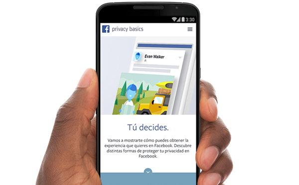 facebook politica privacidad