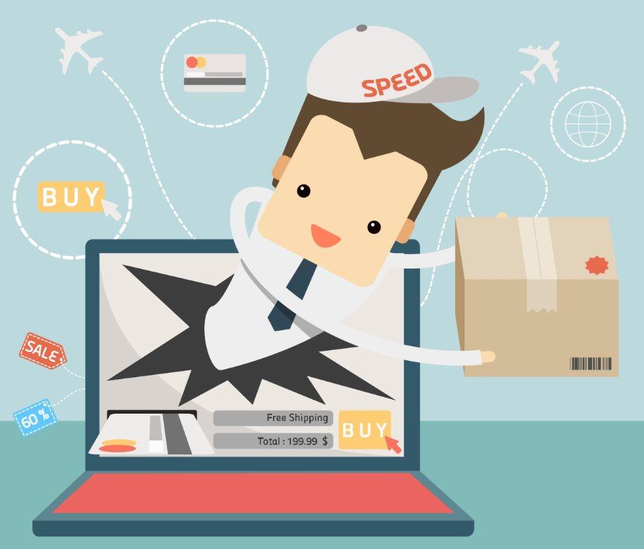 """""""A domicilio"""", un modelo de negocio cada vez más popular en Internet"""