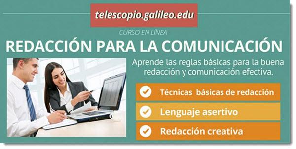 2 cursos gratuitos para mejorar la redacción y edición de textos
