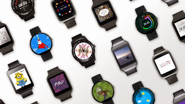 watchfaces android caras