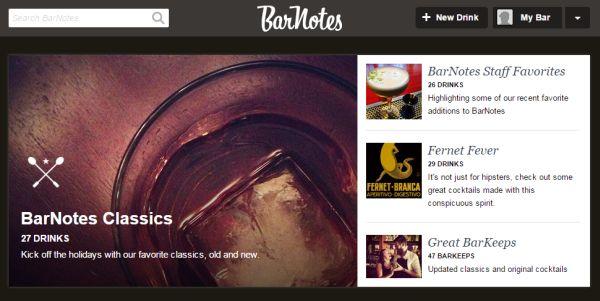 BarNotes