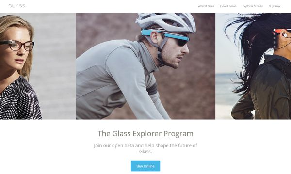 Glass Explorer Program