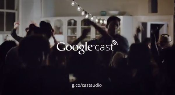 Google Cast para Audio
