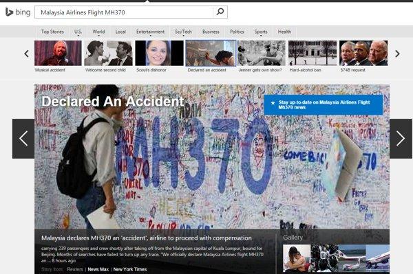 Novedades Bing Noticias OneDrive